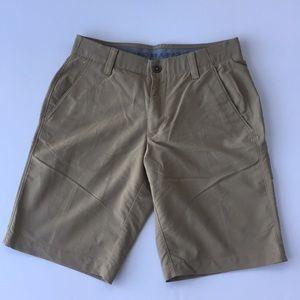 Under Armour UA heatgear Stretch golf shorts 30